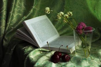Натюрморт с книгой