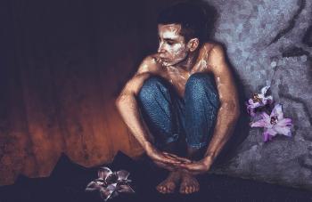 Интерпретация картины Врубеля «Демон  сидящий»