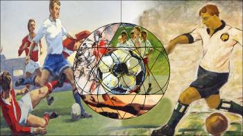 Спорт в искусстве