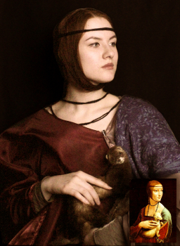 Посвящение Мастеру.Леонардо