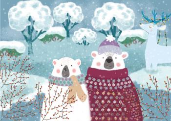 Медвежье счастье