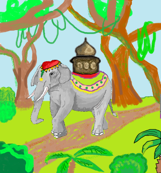 Фантастический слон