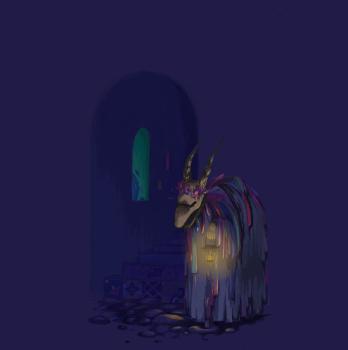 Ночной дух Пласа Майор