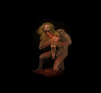 Интерпретация известного произведения искусства Франсиско Гойя