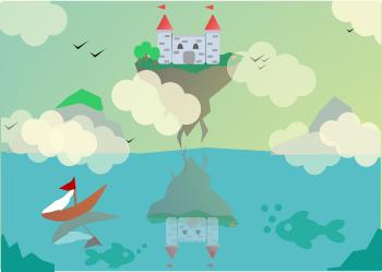 Летающий остров