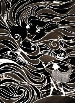 Королевич Елисей и ветер