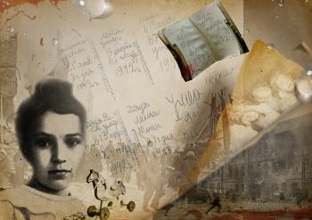 Таня Савичева - символ блокады Ленинграда